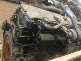 Двигатель Hyundai D6CB