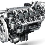 Двигатель Mercedes OM502LA