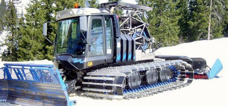 Снегоуборщик Leitner LH 500