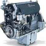 Двигатель Mercedes OM906LA