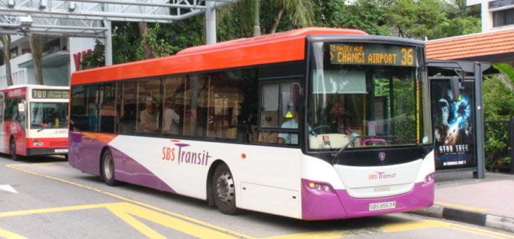 Автобус Scania 4-series