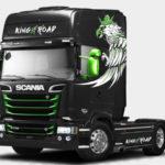 Scania PRT-range