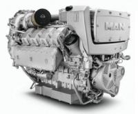Двигатель MAN D2868