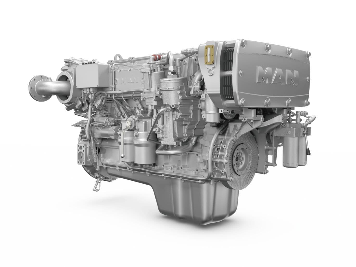 Двигатель D 2676
