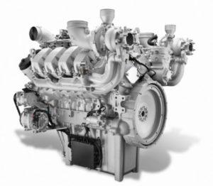 Двигатель D 2868