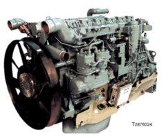 Двигатель MAN D2876