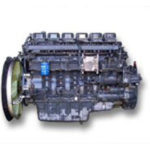Двигатель Scania DSC12