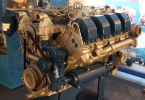 Двигатель ЯМЗ-7Э846