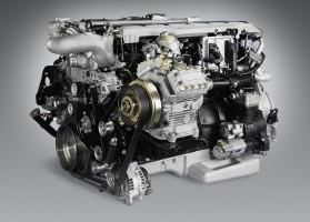 Двигатель MAN D2066