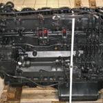 Двигатель MAN D2866