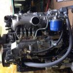 Двигатель Hyundai D4AL