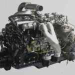 Двигатель Hyundai D6AB