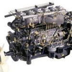 Двигатель Hyundai D6AV