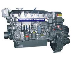 Двигатель Hyundai D6CC