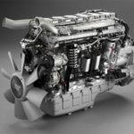Двигатель Scania DC12