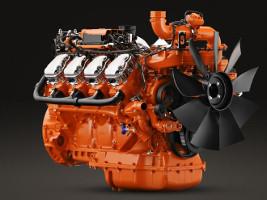 Двигатель Scania DC16
