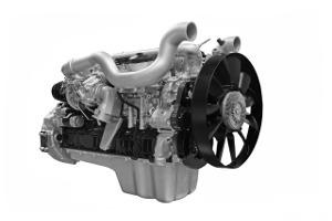 Двигатель Scania DSC9