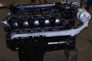 Двигатель MAN D2840