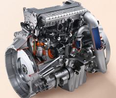 Двигатель Mercedes OM926LA