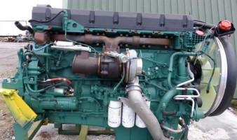 Двигатель Volvo D16A470