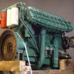 Двигатель Volvo D16A520