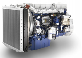 Двигатель Volvo D16C550