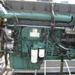 Двигатель Volvo D16C610