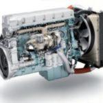 Двигатель Volvo D16E660