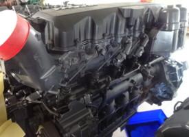 Двигатель DAF MX 340
