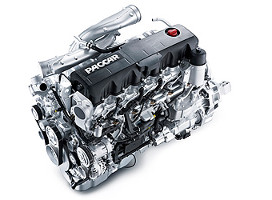 Двигатель DAF MX 375