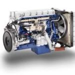 Двигатель Volvo D16G540