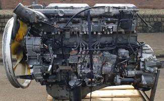 Двигатель DAF XF280M