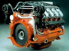 Двигатель Scania DS11