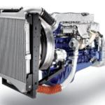 Двигатель Volvo D7E280