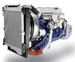 Двигатель Volvo D7E240