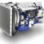 Двигатель Volvo D13A400