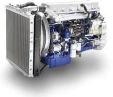 Двигатель Volvo D13A440