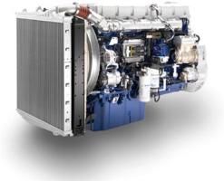 Двигатель Volvo D16G600