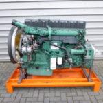Двигатель Volvo D12D420