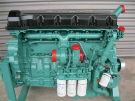 Двигатель Volvo D13B400