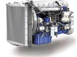Двигатель Volvo D13C460