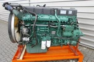 Двигатель Volvo D16E540