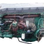 Двигатель Volvo D16E580