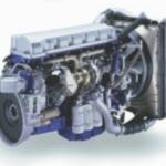 Двигатель Volvo D9A380
