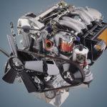 Двигатель Mercedes OM601