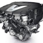 Двигатель Mercedes OM642