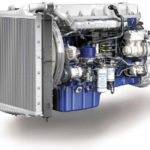 Двигатель Volvo D13C420