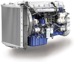 Двигатель Volvo D13C540