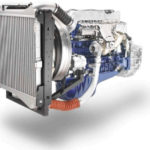 Двигатель Volvo D7F240