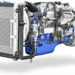 Двигатель Volvo D8K280
